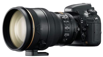 Nikon-D800-DSLR-with-200mm-lens